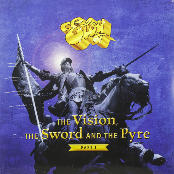 ELOY ELOY - The Vision, The Sword   The Pyre (2 LP) the black keys the black keys el camino 2 lp