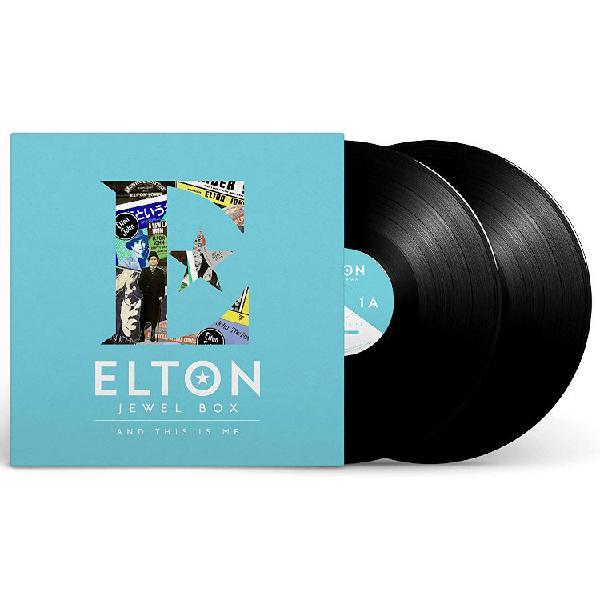 Elton John Elton John - And This Is Me (2 LP) elton john elton john songs from the westcoast 2 lp