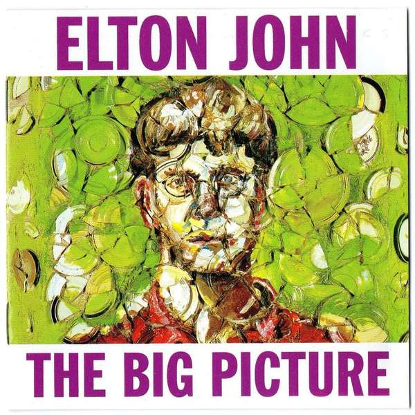 цена на Elton John Elton John - The Big Picture (2 LP)