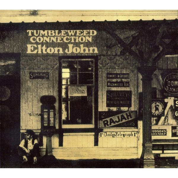Elton John - Tumbleweed Connection (limited, Colour)
