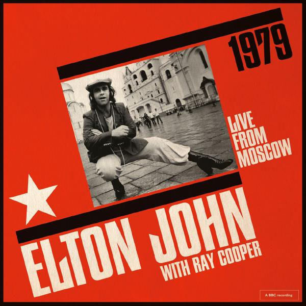 Elton John With Ray Cooper - Live From Moscow (2 LP)