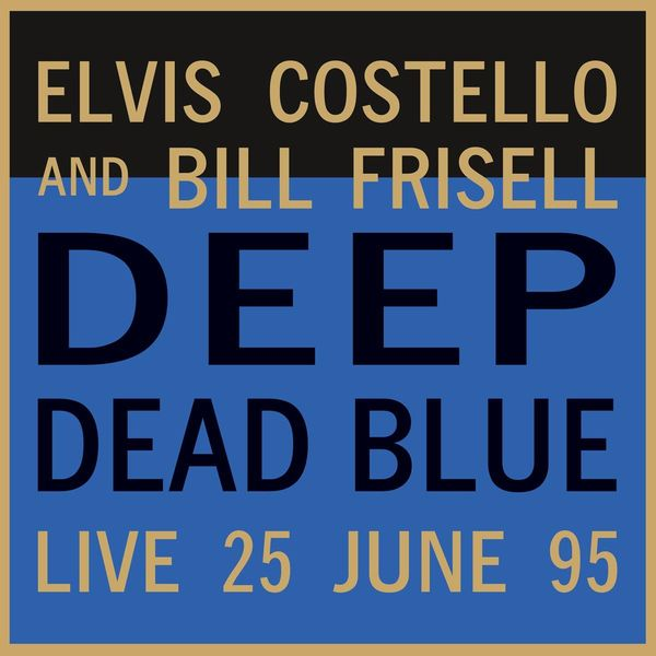 Elvis Costello Elvis Costello - Deep Dead Blue - Live At Meltdown (180 Gr) anshmei at 10 blue