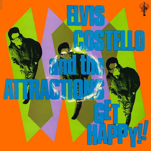 Elvis Costello Elvis Costello - Get Happy!! (2 LP) aerosmith – get a grip 2 lp