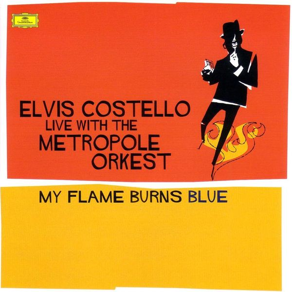 Elvis Costello Elvis Costello - My Flame Burns Blue (2 LP)