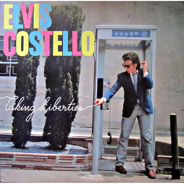 Elvis Costello Elvis Costello - Taking Liberties стоимость