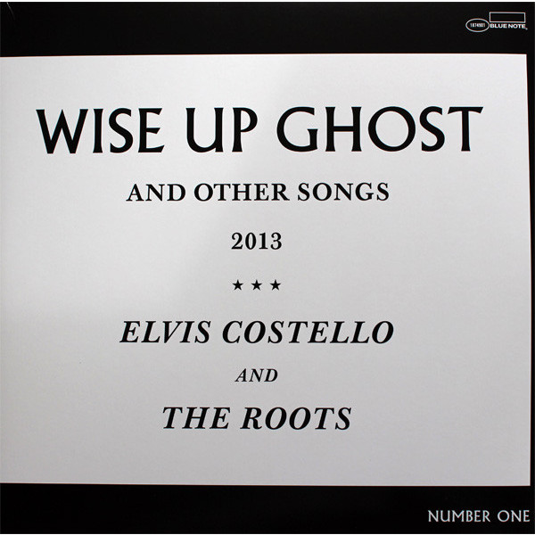 Elvis Costello Elvis Costello   The Roots - Wise Up Ghost (2 LP) laying the ghost