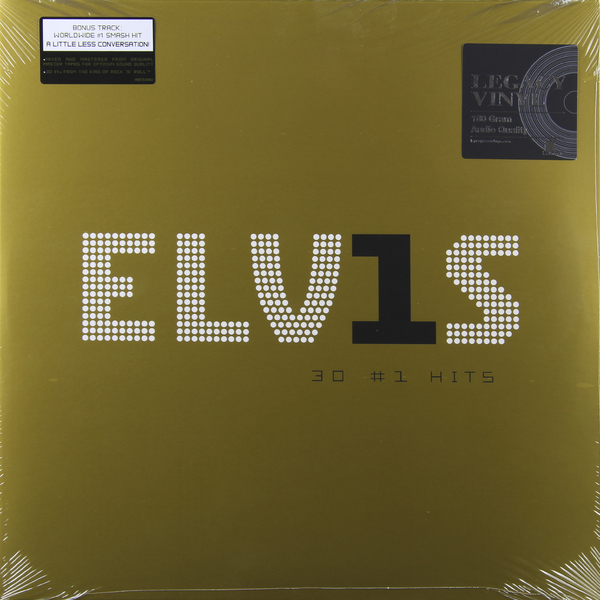 Elvis Presley Elvis Presley - 30 #1 Hits (2 LP) cd диск presley elvis elvis sings 1 cd
