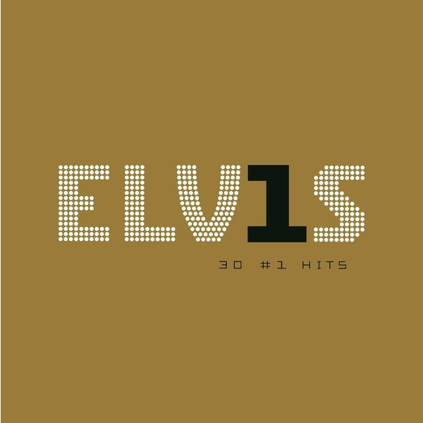 Elvis Presley - 30 #1 Hits (2 Lp, Colour)