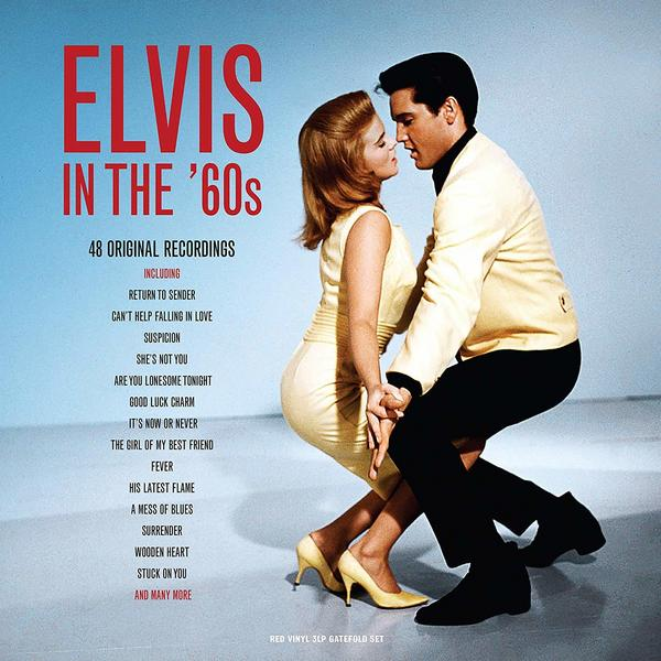 Elvis Presley - In The 60s (3 Lp, 180 Gr, Colour)