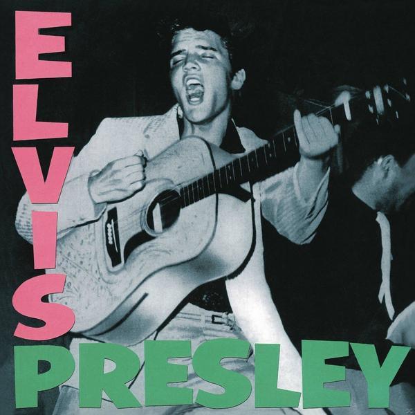 Elvis Presley - (reissue, Colour)
