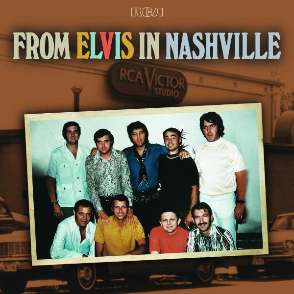 Elvis Presley - From In Nashville (2 LP)