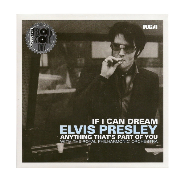 Elvis Presley Elvis Presley - If I Can Dream / Anything That's Part Of You (7 )