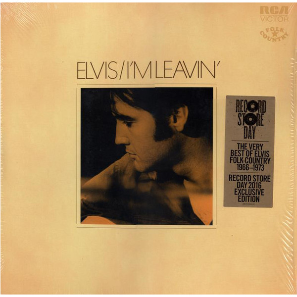 все цены на Elvis Presley Elvis Presley - I'm Leavin': Elvis Folk-country