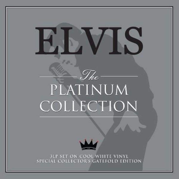 Elvis Presley - Platinum Collection (colour, 180 Gr, 3 LP)