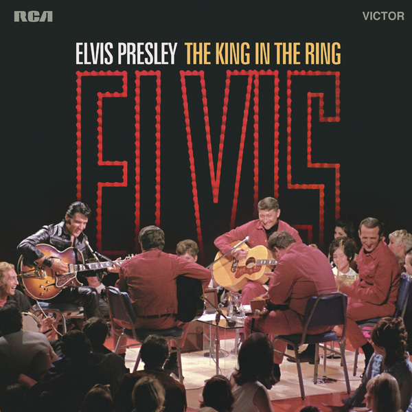 Elvis Presley - The King In Ring (2 LP)
