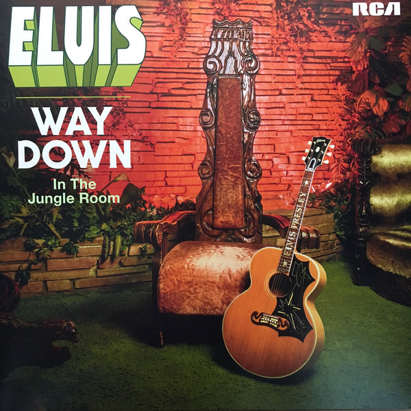 Elvis Presley Elvis Presley - Way Down In The Jungle Room (2 LP) antonio machado – selected poems paper