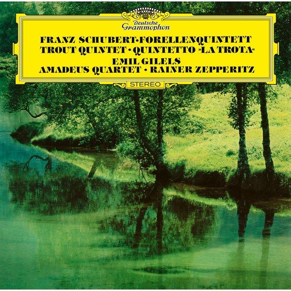 Schubert SchubertEmil Gilels - : Piano Quintet In A