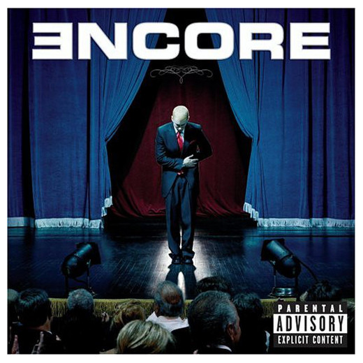 Eminem Eminem - Encore (2 LP) eminem eminem eminem presents the re up 2 lp