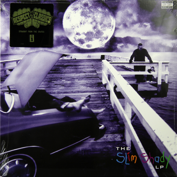 Eminem Eminem - Slim Shady (2 LP) eminem eminem eminem presents the re up 2 lp