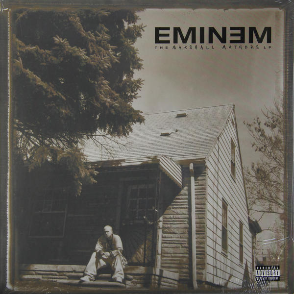 Eminem Eminem - The Marshall Mathers (2 LP) eminem eminem eminem presents the re up 2 lp