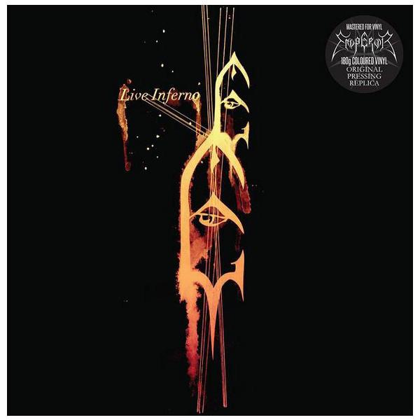 Emperor Emperor - Live Inferno (2 LP) сумка emperor mk20380 2014