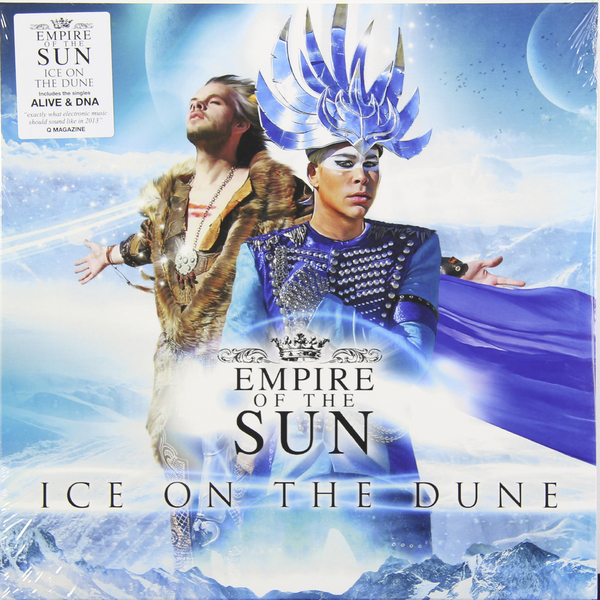 Empire Of The Sun Empire Of The Sun - Ice On The Dune empire of the sun empire of the sun ice on the dune