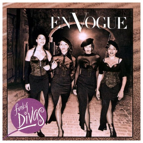 En Vogue En Vogue - Funky Divas portable skin scrubber ultrasonic massager ultrasound facial peeling cleaner au plug