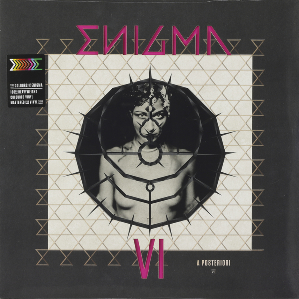 Enigma Enigma - A Posteriori (180 Gr, Colour) enigma enigma the fall of a rebel angel