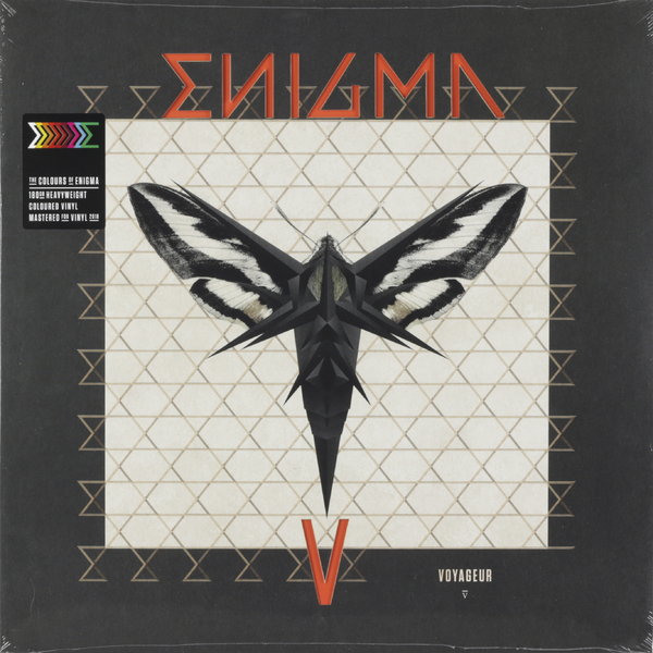 Enigma Enigma - Voyageur (180 Gr, Colour) enigma enigma love sensuality devotion the greatest hits 2 lp 180 gr colour
