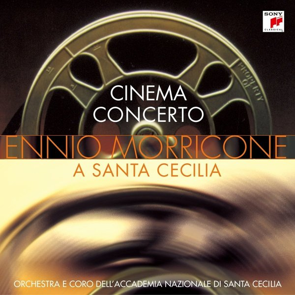 Саундтрек СаундтрекEnnio Morricone - Cinema Concerto (2 LP) ennio morricone jubilee lp