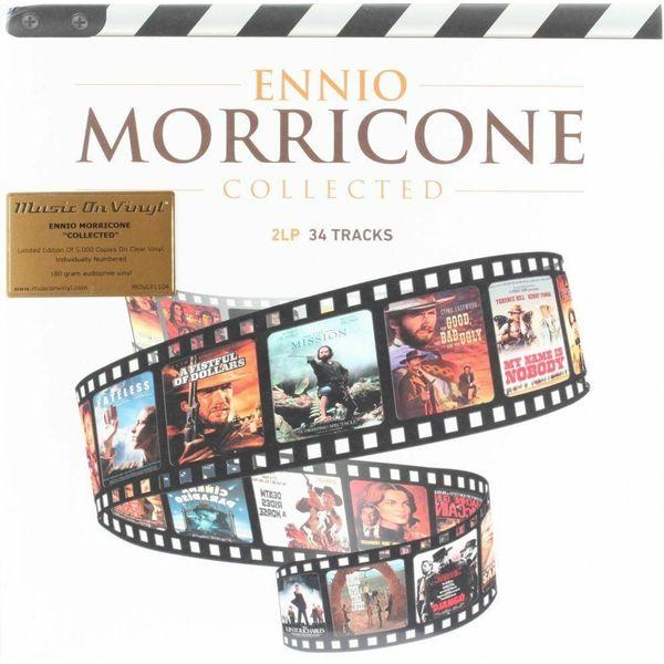 Саундтрек СаундтрекEnnio Morricone - Collected (2 Lp, Colour) саундтрек саундтрекennio morricone jubilee