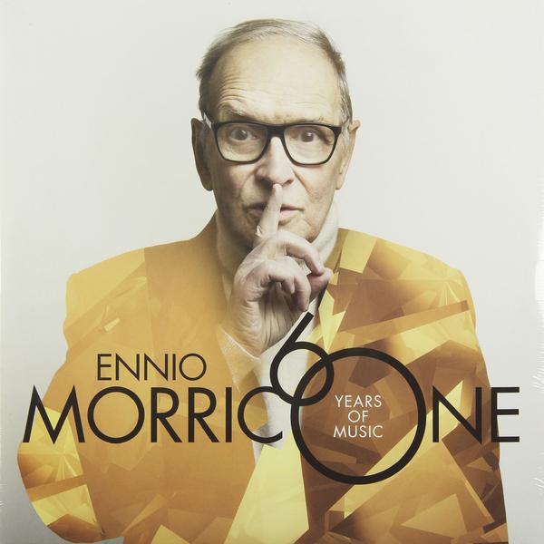 Саундтрек СаундтрекEnnio Morricone - 60 (2 LP)