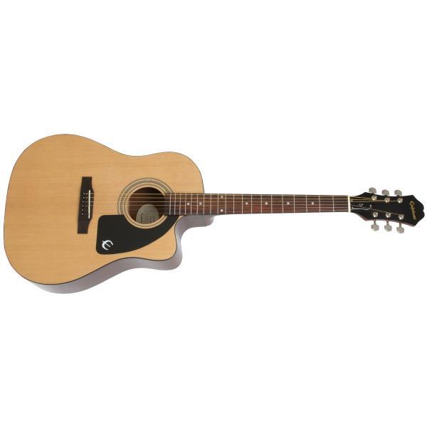цена на Гитара электроакустическая Epiphone AJ-100CE (PASSIVE) Natural
