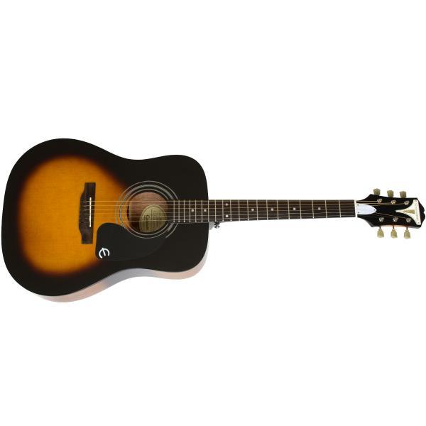 Акустическая гитара Epiphone PRO-1 Acoustic Vintage Sunburst
