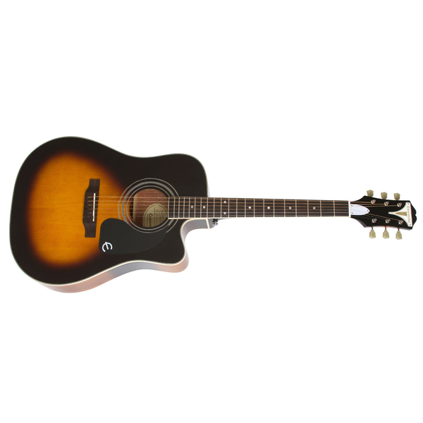Гитара электроакустическая Epiphone PRO-1 Ultra Acoustic/Electric Vintage Sunburst гитара электроакустическая sigma guitars tm 12e