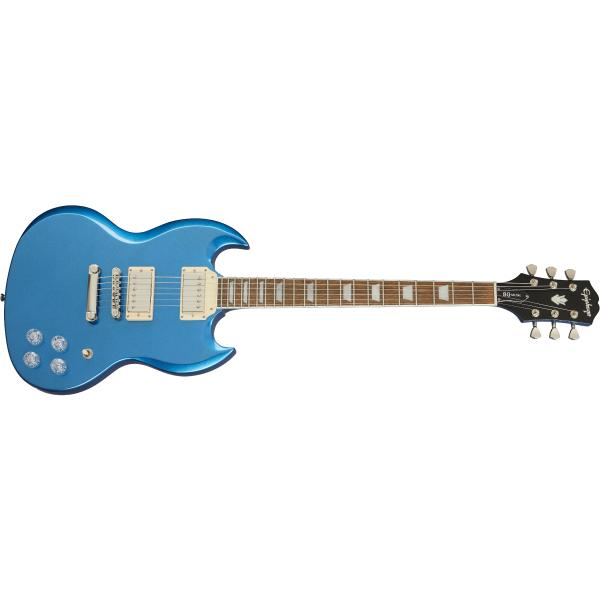 Электрогитара Epiphone SG Muse Radio Blue Metallic
