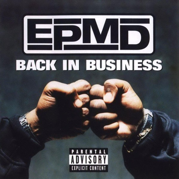 Фото - EPMD EPMD - Back In Business (2 LP) contrast lace keyhole back blouse