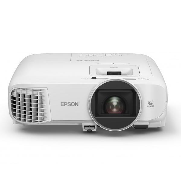 Фото - Проектор Epson EH-TW5600 White кинотеатр