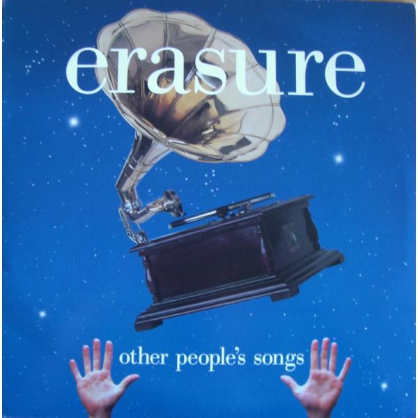 Erasure Erasure - Other People's Songs erasure vancouver