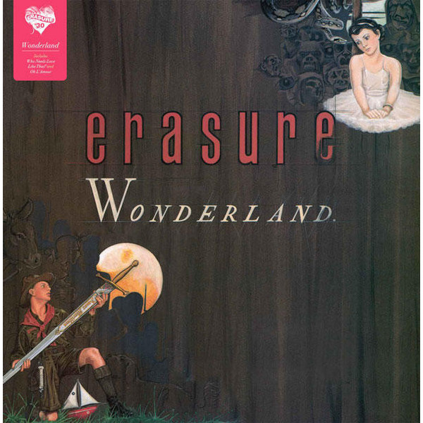 Erasure Erasure - Wonderland планшетик азбукварик сказочка для маленьких new