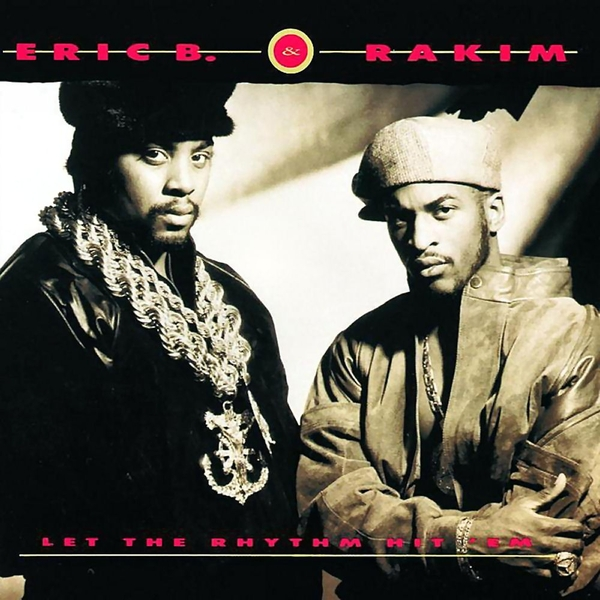 Eric B Rakim - Let The Rhythm Hit em (2 LP)
