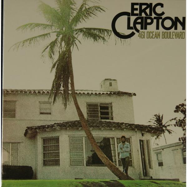 Eric Clapton Eric Clapton - 461 Ocean Boulevard eric and lani new black pleather trim leggings m $25 dbfl