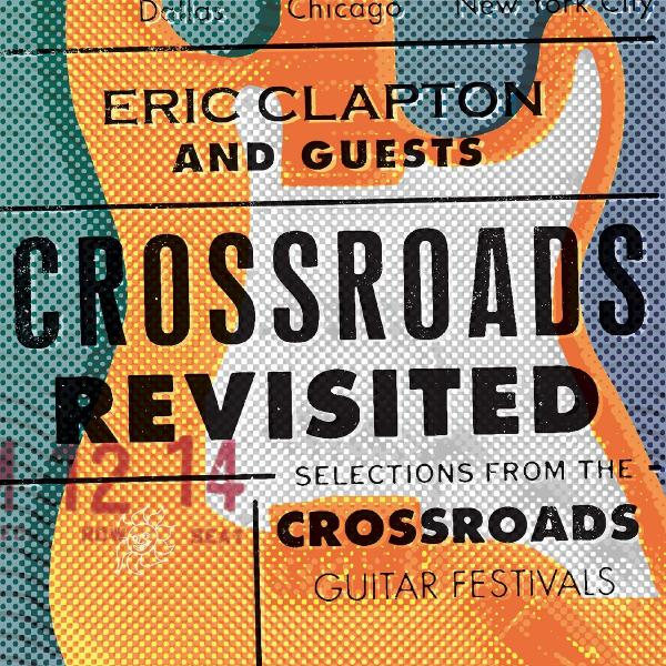 Eric Clapton - Crossroads Revisited: Selections From The Guitar Festivals (6 LP)