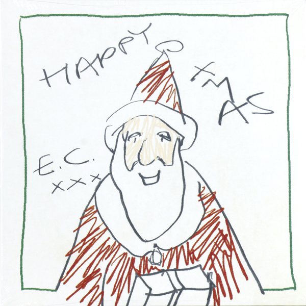 Eric Clapton Eric Clapton - Happy Xmas (2 LP) cd eric clapton 24 nights