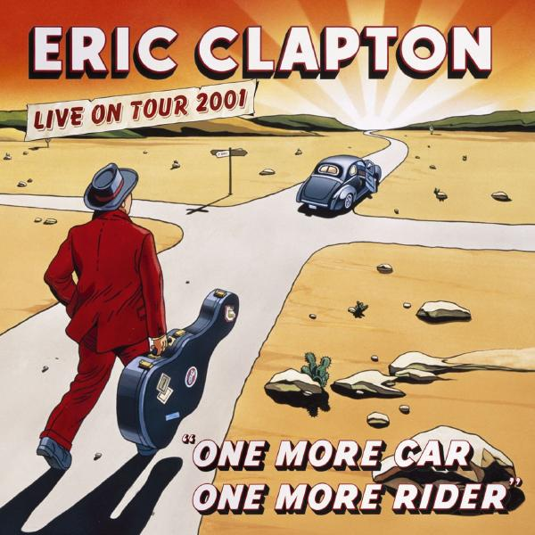 Eric Clapton Eric Clapton - One More Car, One More Rider (3 Lp, Colour) фото