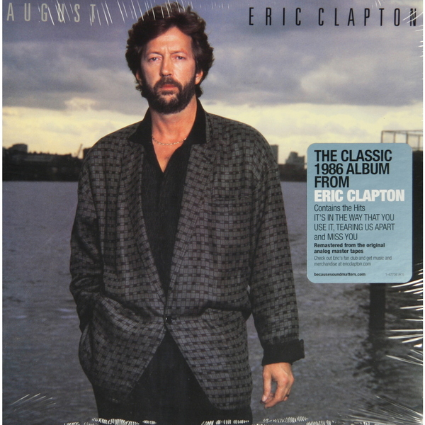 Eric Clapton Eric Clapton - August cd eric clapton 24 nights