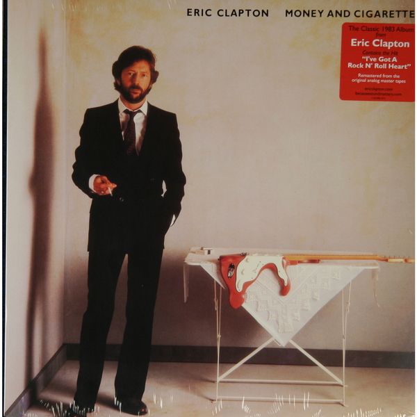 Eric Clapton Eric Clapton - Money Cigarettes cd eric clapton 24 nights