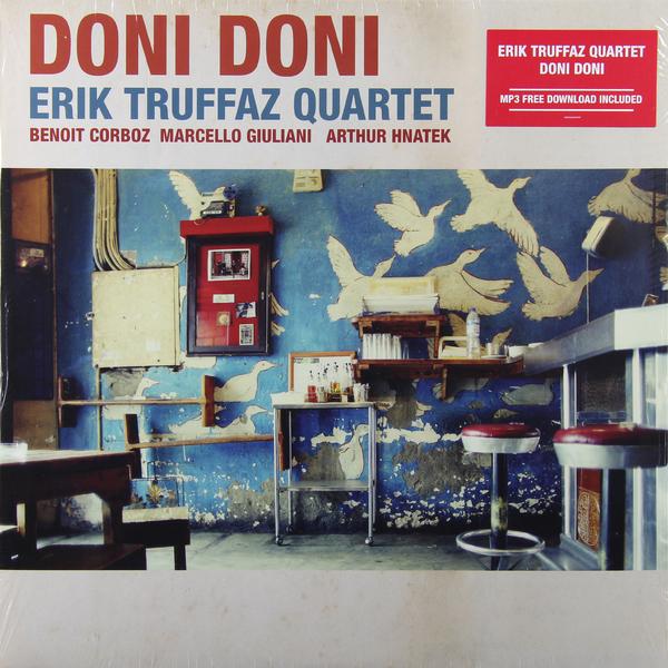 цена Erik Truffaz Erik Truffaz - Doni Doni (2 LP) в интернет-магазинах