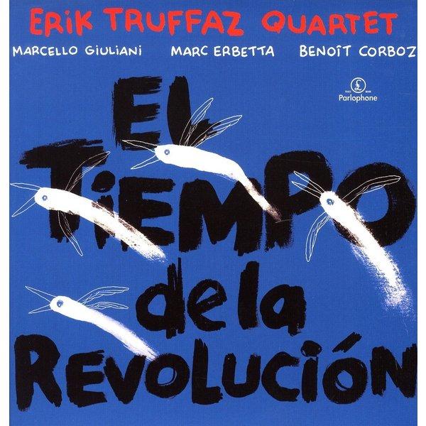 Erik Truffaz Erik Truffaz - El Tiempo De La Revolucion (2 Lp, 180 Gr) обложки maestro de tiempo обложка для паспорта heart
