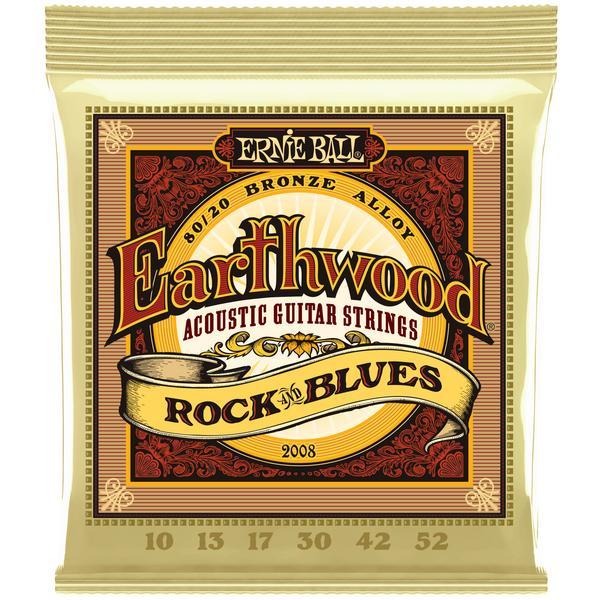 Гитарные струны Ernie Ball 2008 (для акустической гитары)